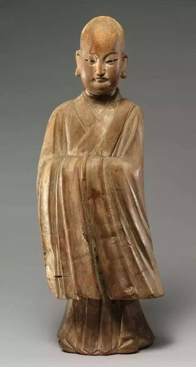 60张图看懂中国古代木雕造像