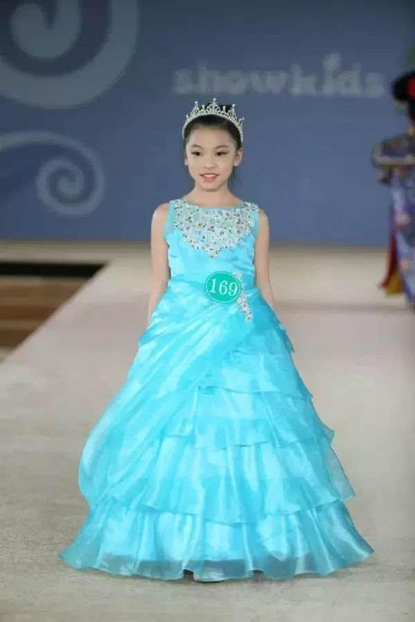 2018中国首席少儿模特大赛冬季赛招募!