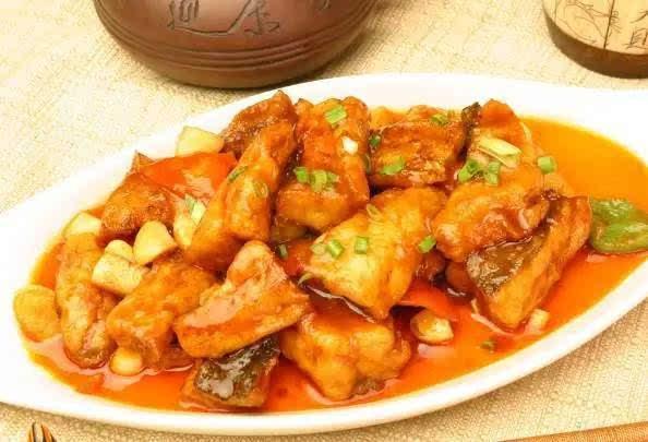 红烧鱼块的家常做法大全, 教你如何快速做出美味