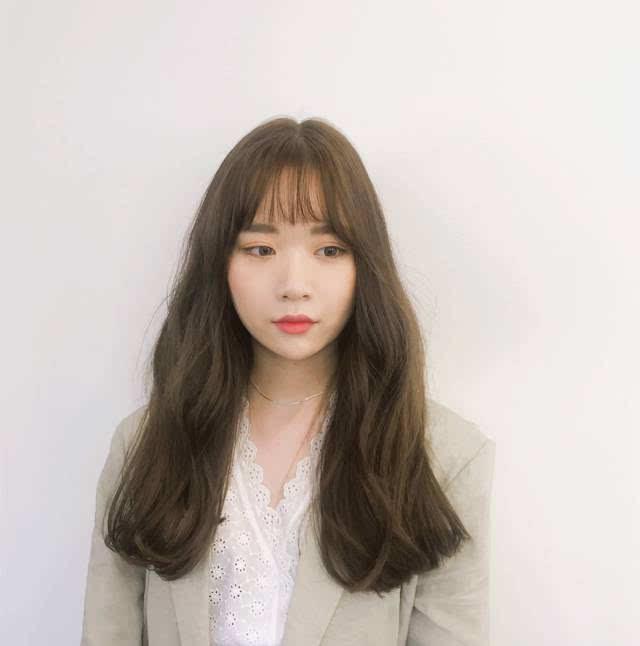 韩式流行烫发发型发型都有满人:来源短发(id:tuo-ke)长发的脱壳丑图片