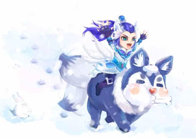 双11不要在梦幻西游中花式虐狗 请给单身玩家一条活路图片
