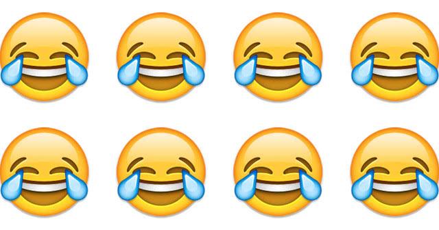 苹果官方认证10个人气最高的emoji表情:第一个你绝对用过图片