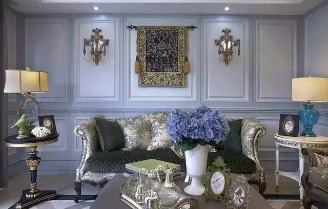 背景墙 搭配墙漆,壁纸,壁灯以及其他装饰材料 洁白的石膏,流畅的线条图片