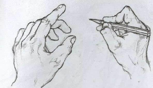 手绘画旅行