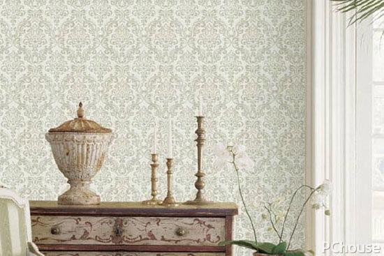 装修时贴壁纸好还是刷漆好 卧室壁纸搭配技巧