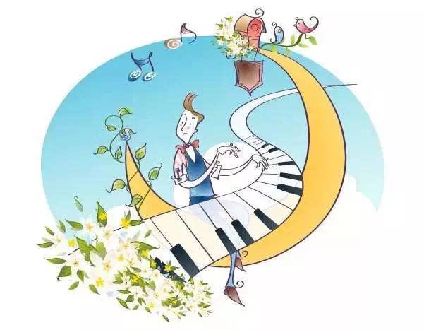 春风十里不如弹海伦娜钢琴时的你图片