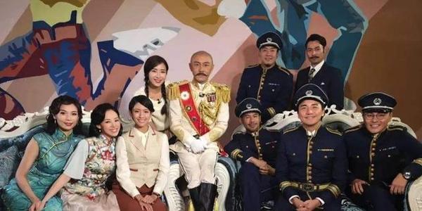 TVB力捧小花再次亮相荧屏 挑战新难度角色