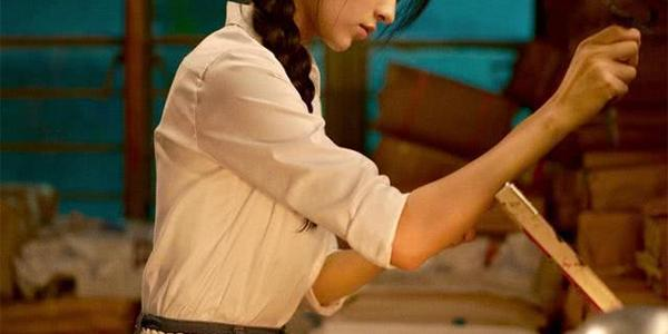 從未拍過戲,鄧超為何選她做《銀河補習班》女一號?只因一張照片