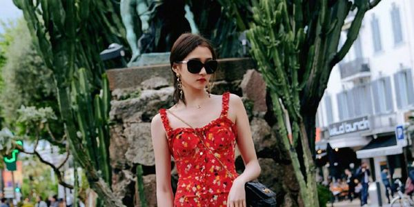 关晓彤不相信粉丝喜欢自己私服:我穿衣服,老把自己分成好多节