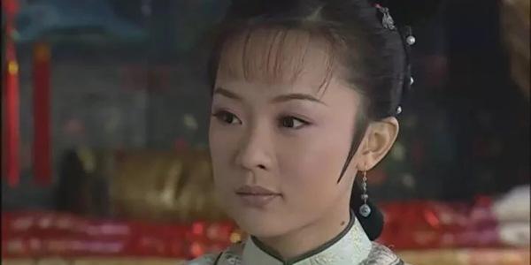 舒畅和霍思燕同时出演董鄂妃,一个比一个更加温婉动人