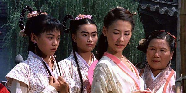 《河东狮吼》:张柏芝靠颜值就能撑起的电影,她最成功的喜剧片