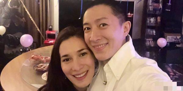 卢靖姗横店探班韩庚,两人俨然老夫老妻的相处模式,疑好事将近
