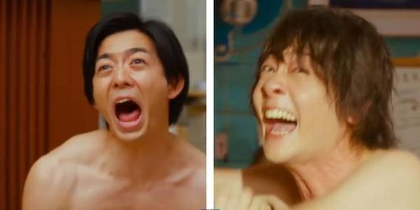 《碧蓝之海》宣传影像更新,时长三分之二有码,看上去更好笑了