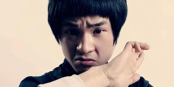 现代李小龙警告郑爽张翰:不准再欺负古力娜扎,不然我就动手了