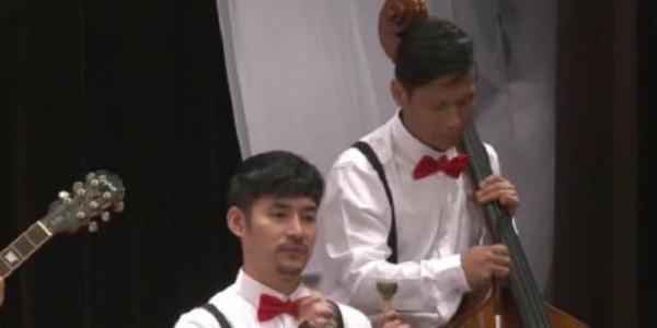 赵本山带众徒弟表演,个个戏精,文松宋小宝滥竽充数,小沈阳缺席图片
