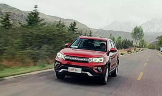 2017上半年十大SUV排行:哈弗H6登顶 博越表现抢眼