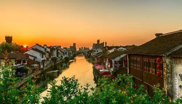京杭运河沿岸的城市_寻觅|京杭大运河上的江苏城市,个个都是明珠