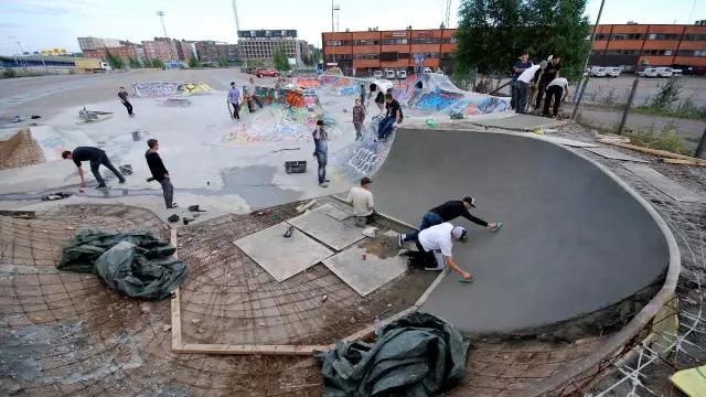 这样 freestyle 的赫尔辛基,你喜欢吗?