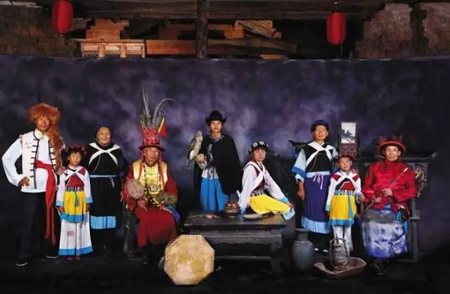 纳西族人口_创造丽江神话的那个民族,可是不简单