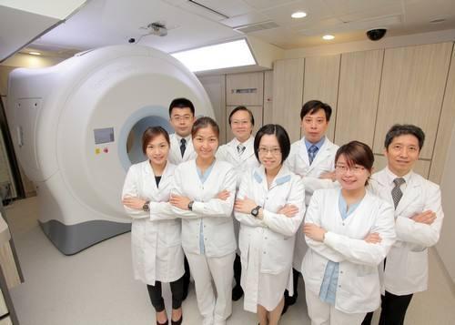 香港养和医院高速螺旋放射系统