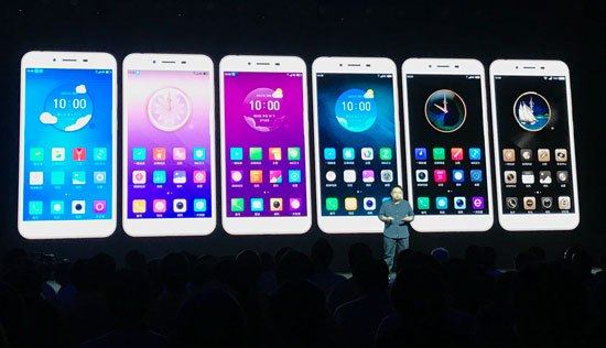 4GB内存全高清屏卖899元 360 vizza手机发布的照片 - 3