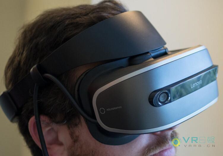 搞IT还不如卖水果赚钱?AR-VR成了联想为数不多的突破口