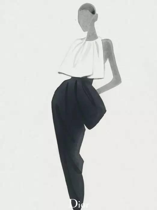 """服装设计效果图表现与""""水彩画技法"""""""