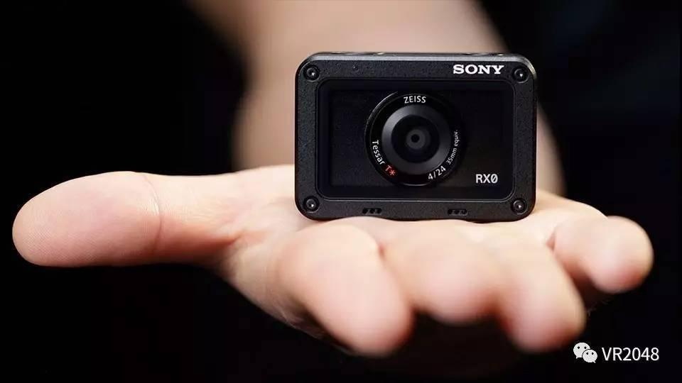 $699的Sony RX0运动相机上市,死磕Gopro Hero 5 | VR2048