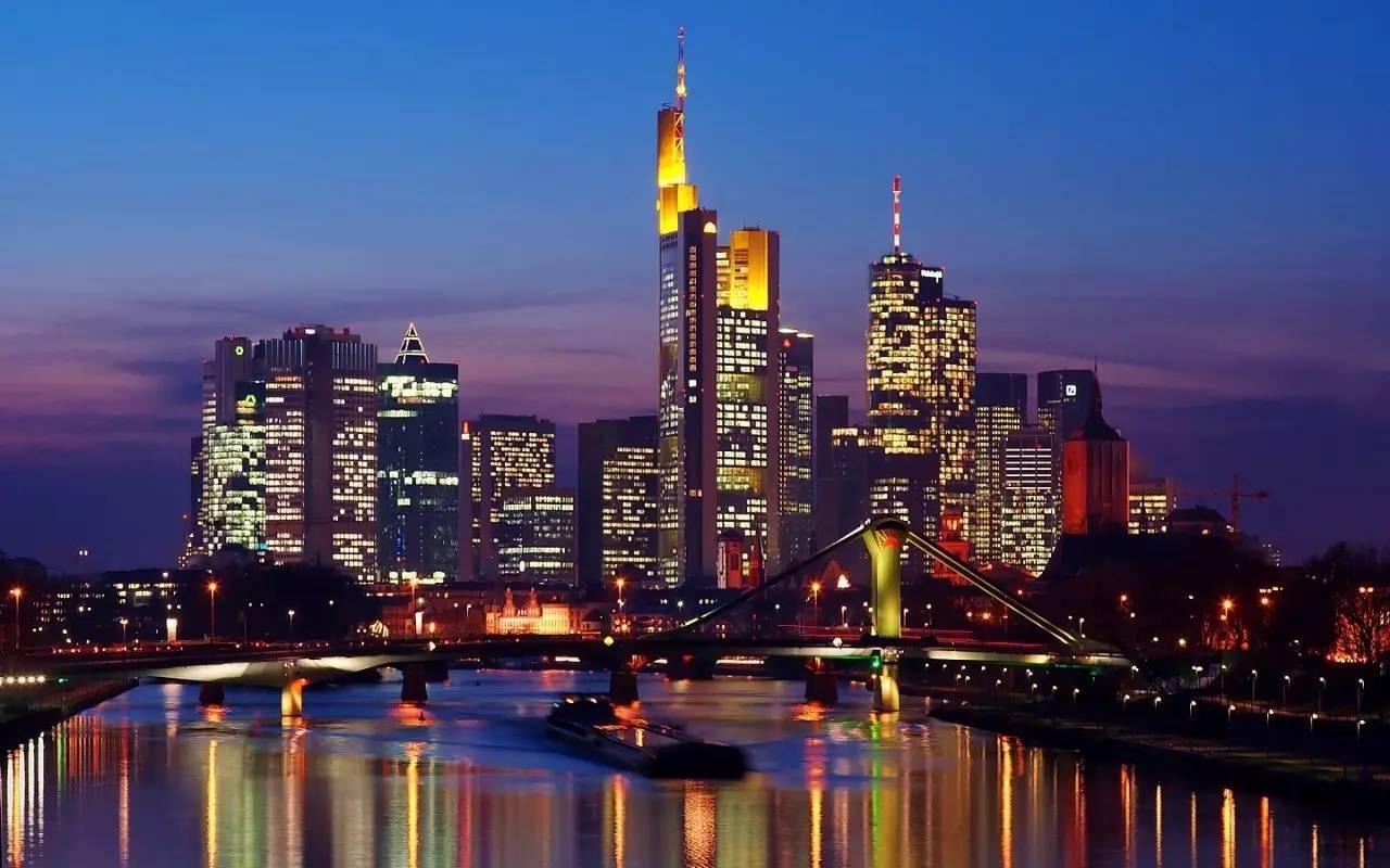 法兰克福人口_上海房子买不起 德国欢迎你