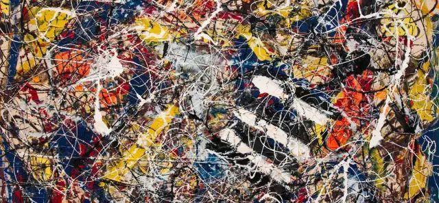 艺术市场上的天价抽象神作