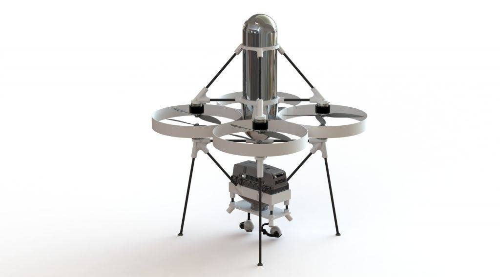 百纳周报 | 全新概念轮胎、卡西尼号在坠毁遗照、华米新款智能手环曝光、机器人飞行、无人机用氢燃料电池、无人驾驶公车在伦敦开启测试