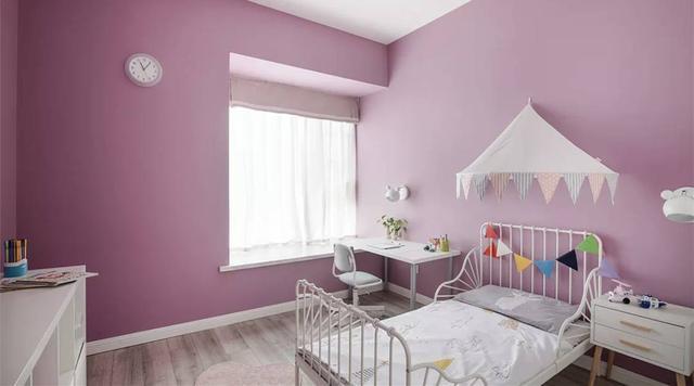 卧室墙面颜色刷哪种好看 2019流行的卧室墙面颜色图片精选6款