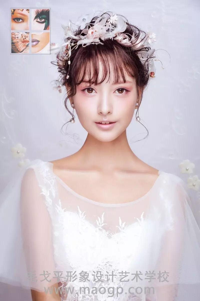 最新时尚新娘造型来袭!超级惊艳