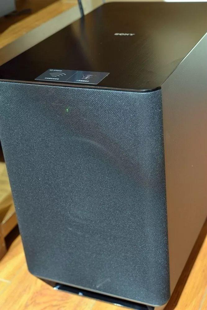 国庆窝家看电影,索尼Sony HT-ST5000 测评!