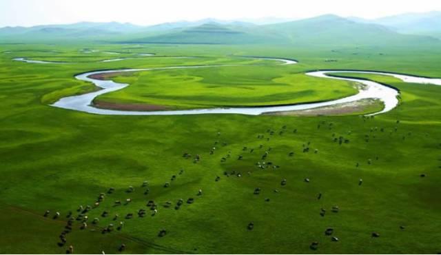 一档综艺抛却浮躁回归自然,用脚去丈量草原上的每一处风景!