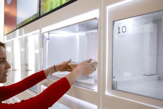 餐饮设计-无人餐厅问世,餐饮业的路该怎么走?