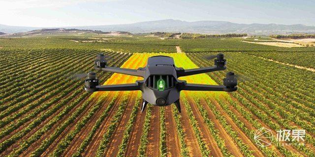 进军农业界?Parrot推出两款农用黑科技无人机