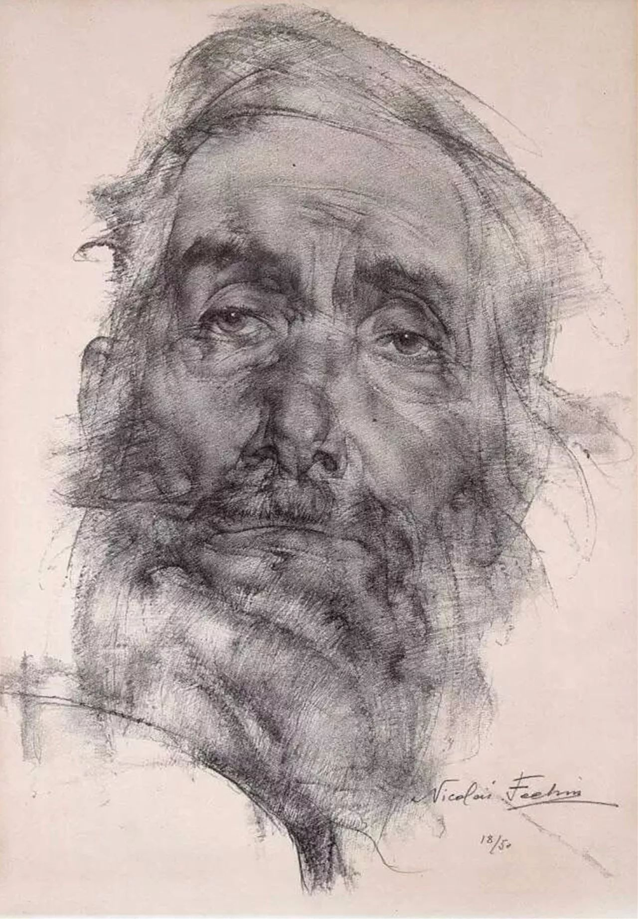 "Картинки по запросу ""nicolai fechin drawings"""