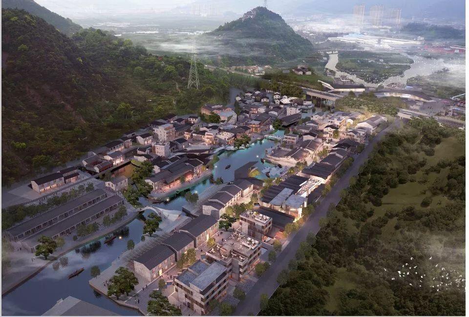 城中村改造新模式!未来的茶山街道山根村竟然是这样的……