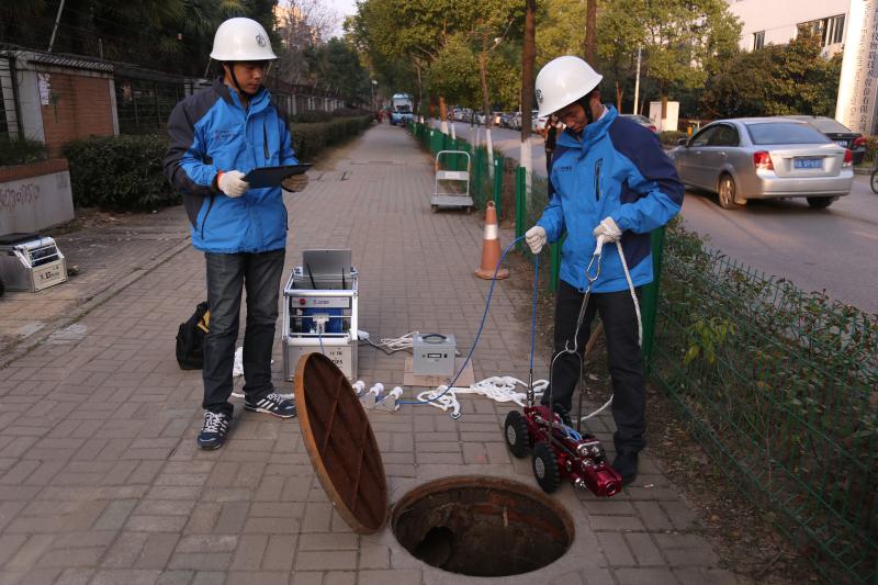 """微型减速电机 n20,CCTV 管道检测机器人,检测城市的""""毛细血管"""""""