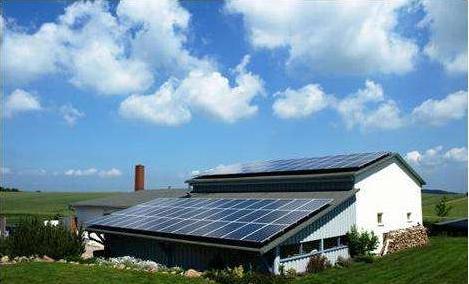 什么是分布式光伏发电系统?