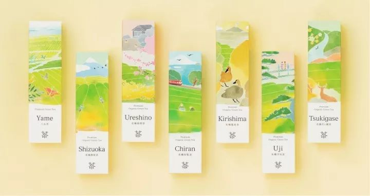 德田祐司日本包装设计作品分享