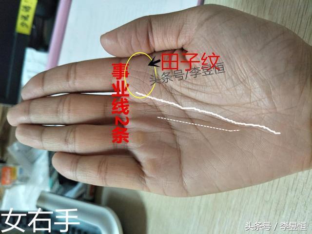 手相天纹_手相出现这6种符号,富贵自天来,一生不缺钱!