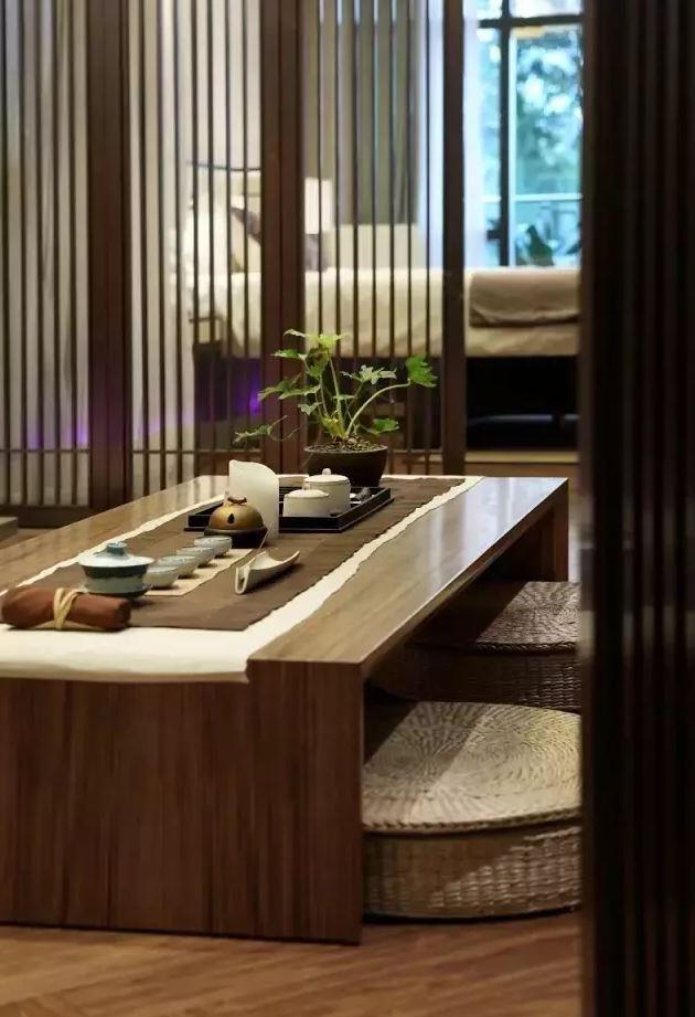 居家茶室设计
