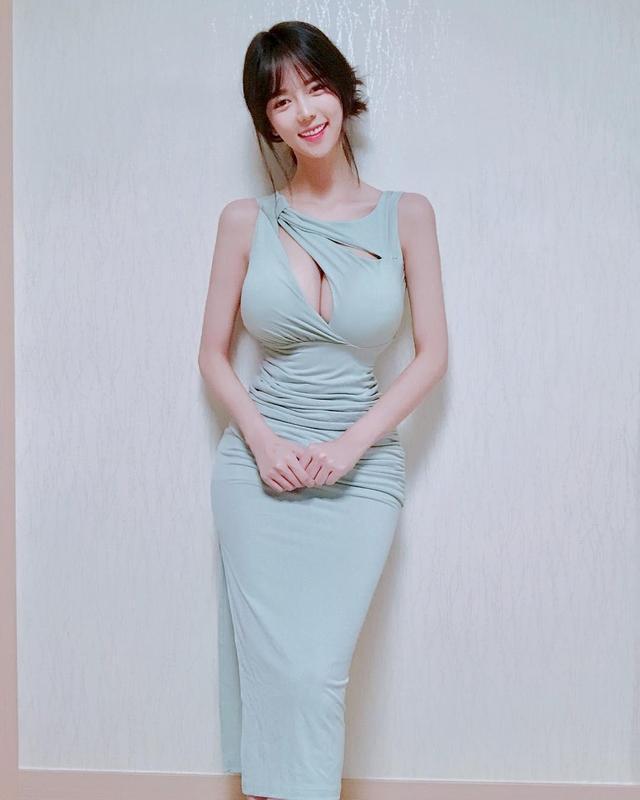韩国娜美身材女主播李秀彬