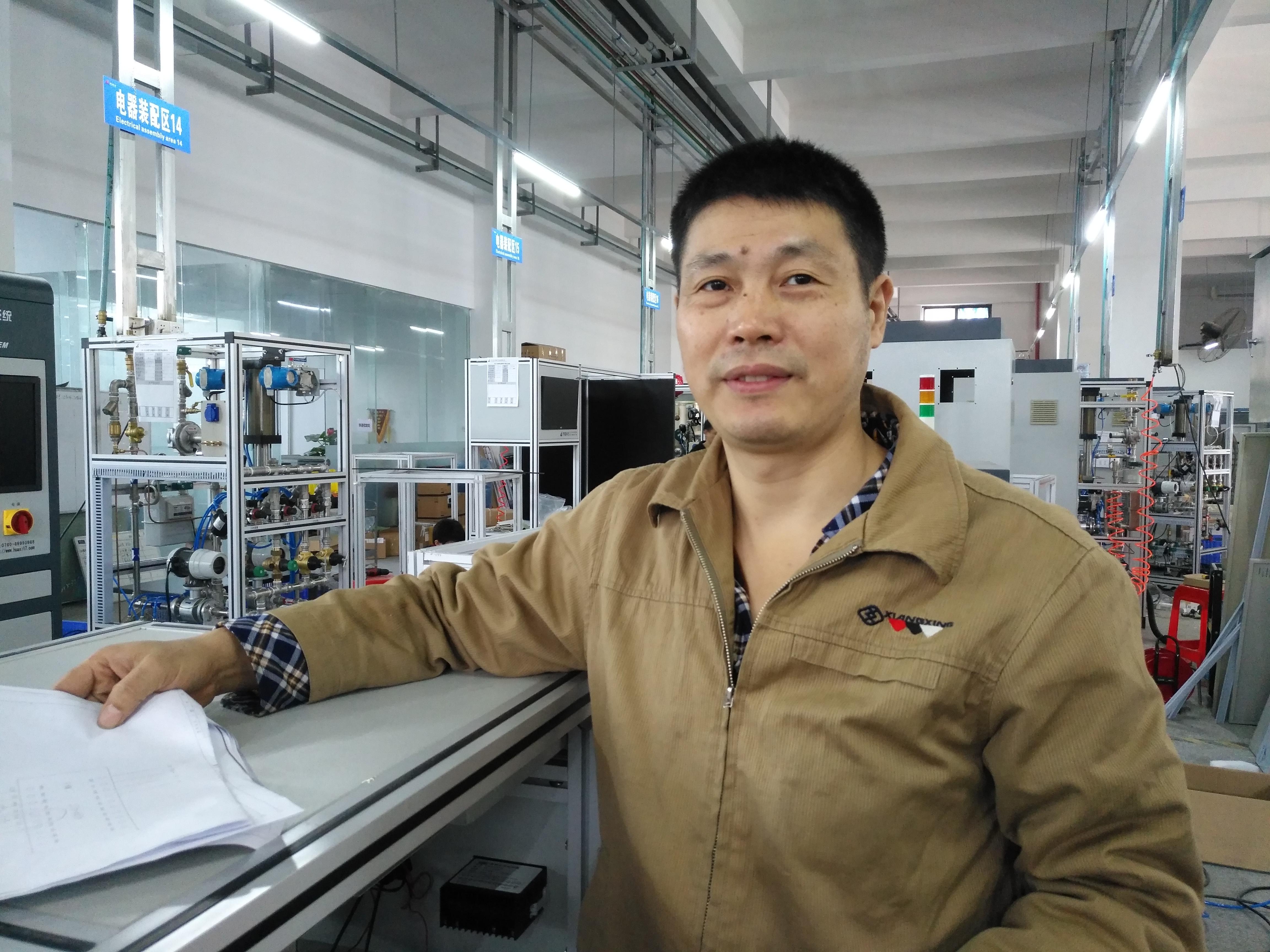 平凡人,不平凡的事,专访铧禧科技老员工李志刚!