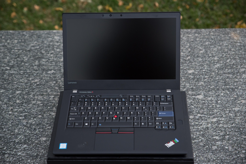 为什么工作的人都用 ThinkPad?ThinkPad 25周年评测的照片 - 2