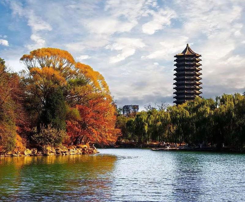 冬天掉进了北京大学的未名湖?!我认识了假学霸…