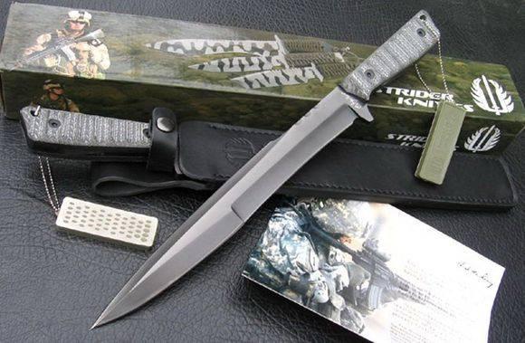 军用狗腿刀_世界上最炫酷的21把军用短刀,比战狼中还要凶残