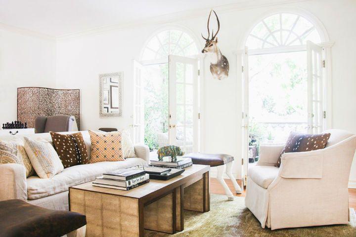 清新豪华舒适的家创造一个功能和美丽的空间